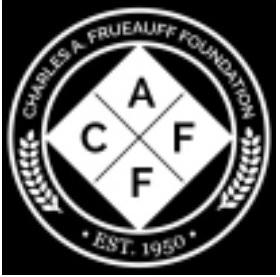 Charles A Frueauff Foundation logo